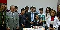 Karaisalı Kaymakam Mehmet Tunç, Engelli Öğrencilerin Doğum Gününe Katıldı