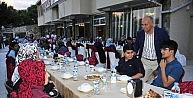 Karaman Belediyesi'nden Yetim Ve Öksüzlere İftar