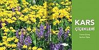 Kars Çiçekleri Kitabı Çikti