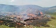 Kastamonu'da İki Ev Yandı