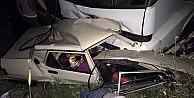 Kastamonuda Trafik Kazası: 5 Ölü