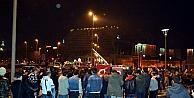 Kayseride Beşiktaş Coşkusu