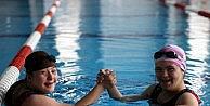 Kayseri'den Down Sendromlu Yüzücüler Yetişiyor