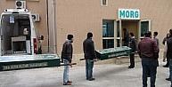 Kaza Kurbanlarının Cenazeleri Morgdan Alındı