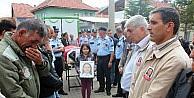 Kazada Hayatını Kaybeden Kadın Polis Toprağa Verildi