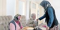 Kelkit'te Yaşlılar Yalnız Değil
