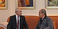 Kılıçdaroğludan Büyükerşene Geçmiş Olsun Ziyareti