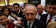 Kılıçdaroğlu'ndan Tarhan'ın İstifasina Yorum