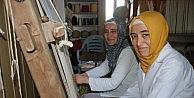 Kilim Dokuma Sanatını İki Kız Kardeş Yaşatmaya Çalışıyor