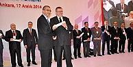 Kilis 7 Aralık Üniversitesi'ne Diploma Etiketi Ödülü