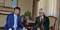 Kırgız Büyükelçi'den EXPO 2016 Sözü