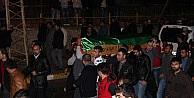 Kobani'de Öldürülen Pyd'linin Cenazesi Muş'a Getirildi