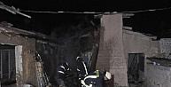 Konya'da İki Evde Yangın