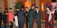 Kore 1 Ekim Silahlı Kuvvetler Ve 3 Ekim Kuruluş Günü Kutlandı