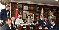 Körfez Ülkeleri Trabzonda Yatırım İçin İlk Adımı Attı