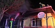 Körfezde Ev Yangını: 1 Yaralı