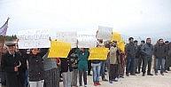 Köylülerden, Çöp Protestosu