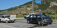 Kulada Trafik Kazası: 4 Yaralı