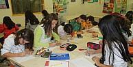 Kültürlü Öğrenciler Kaat'ı Sanatını Öğreniyor
