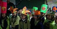 Kurdele Törenini Ve Yerli Malı Haftasını Birlikte Kutladılar