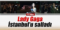 Lady Gaga İstanbul'u salladı İzle