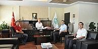 Lapseki'de Taşkın Koruma İnşaatı Sözleşmesi İmzalandı