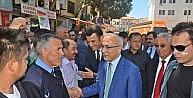 Lütfi Elvandan Batı Antalyaya Müjdeli Haber