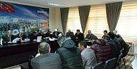 Mahalle Muhtarlarına Tarımsal Destekleme Toplantısı