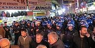 Malatya'da 17 Aralık Protestosu