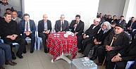 Maliye Bakanı Mehmet Şimşek, Amcasına Taziye Ziyaretinde Bulundu