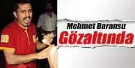 Mehmet Baransu Gözaltında