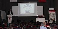 Memorıal Diyarbakır Hastanesi, Kanser Bilgilendirme Semineri Düzenledi