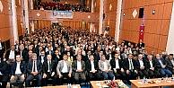 Memur-sen Onursal Genel Başkanı Ahmet Gündoğdu Gümüşhanede
