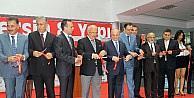 'mersin 8. Yapı Emlak, İnşaat Ve Tedarikçileri Fuarı' Açıldı