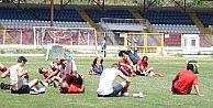 Mersin İdmanyurdu, Torku Konyaspor Maçının Hazırlıklarına Başladı
