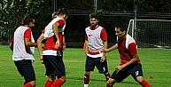 Mersin İdmanyurdu'nda Çaykur Rizespor Maçı Hazırlıkları Sürüyor