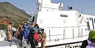 Mersinde 250 Kaçak Göçmen Yakalandı