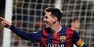 Messi Rekora Doymuyor