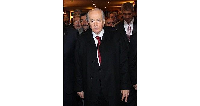 Mhp Genel Başkanı Devlet Bahçeli Elazığ'da