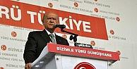 MHP Lideri Bahçeli Gümüşhanede