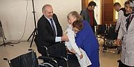 Milletvekili Bakır'dan 200 Engelliye Tekerlekli Sandalye