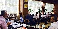 Milletvekili Tüfenkci'den Eskkk'ya Ziyaret