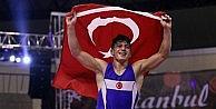 Milli Güreşçi Cengiz Arslan, Avrupa Şampiyonu