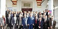'Milli İttifak Liderleri Eskişehirde