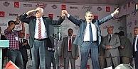 Milli İttifak Liderleri Sivasta Konuştu