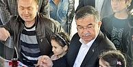 Milli Savunma Bakanı İsmet Yılmaz Sivasta