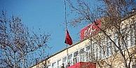 """milli Yas İlan"" Edildi, Türk Bayrakları Yarıya İndirildi"