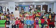 Minikler Yerli Malı Haftasını Kutladı