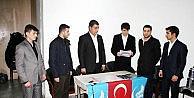 Mudanya Ülkü Ocakları'ndan Uygur Türklerine Destek