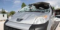 Muradiyede Trafik Kazası: 1 Ölü, 1 Yaralı